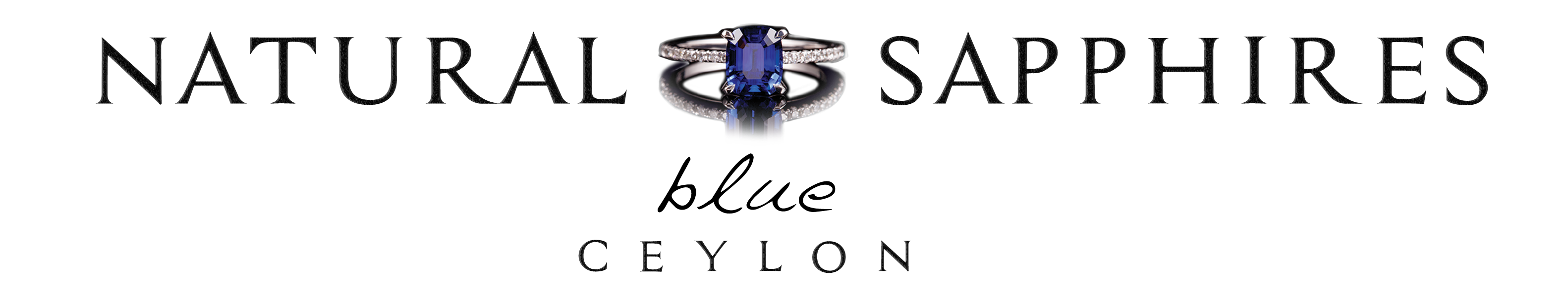 Natural Sapphires Blue Ceylon